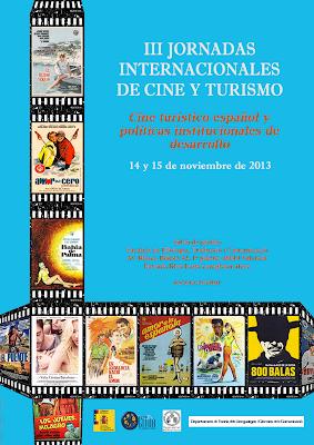 III Jornadas Internacionales de Cine y Turismo jornadas
