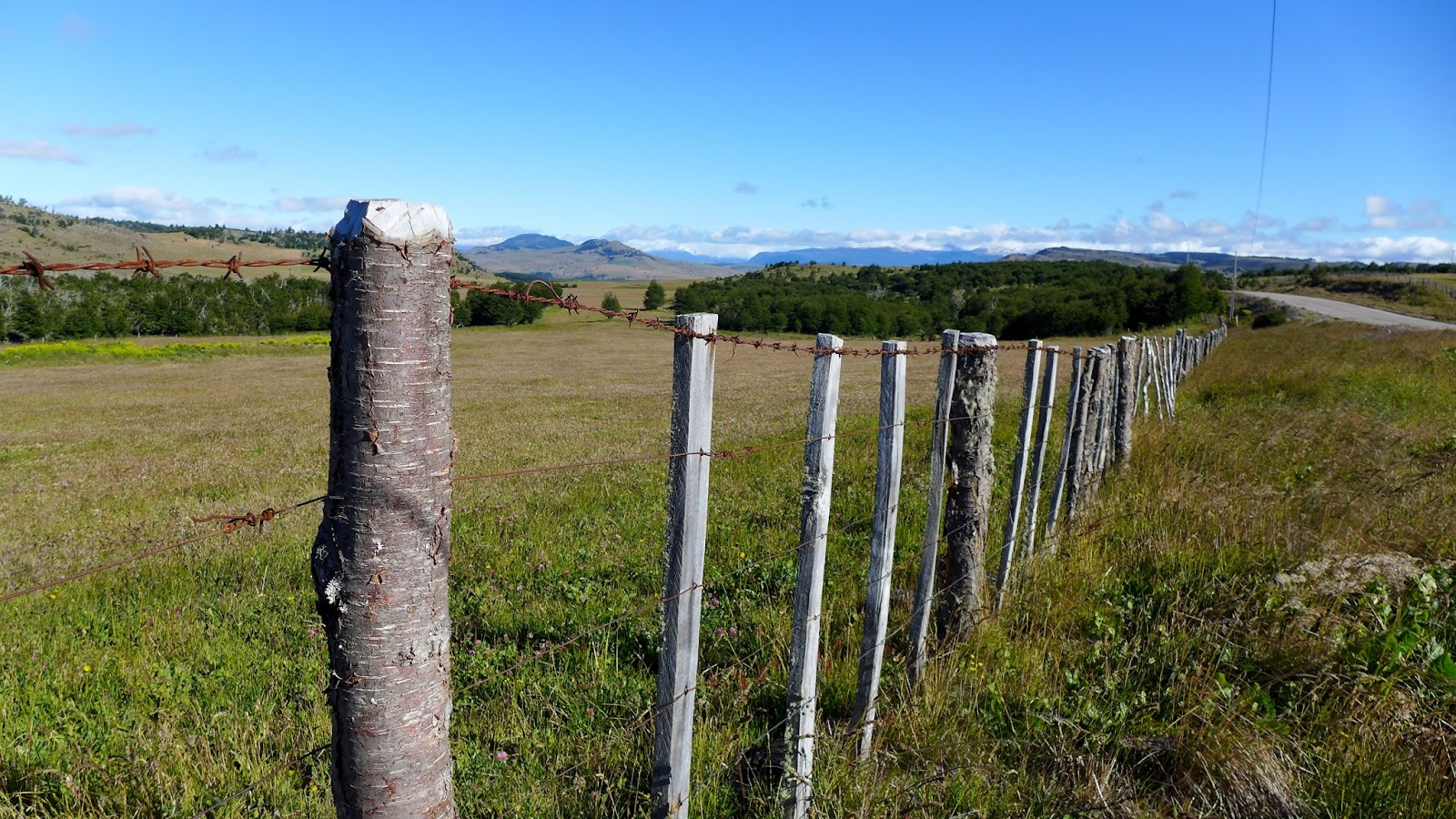 Patagonia y tierra del fuego 2014 4 lungo la caretera austral - Il sole alla finestra thomas ...