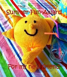 Най-слънчевата награда :)