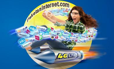 Paket Internet XL 24 Jam Tanpa Batasan Kuota