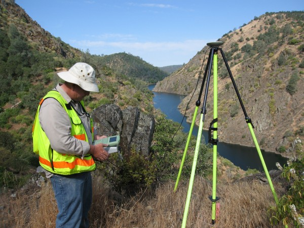 Global Positioning System Surveying