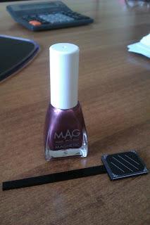M.A.G, лаки для ногтей
