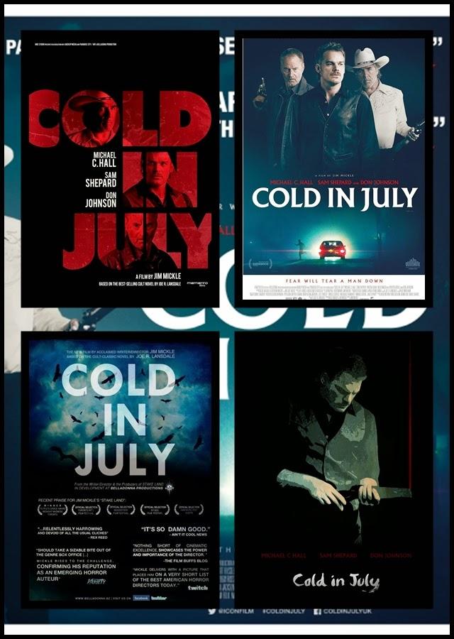 Cold in July, Frío en julio, Jim Mickle