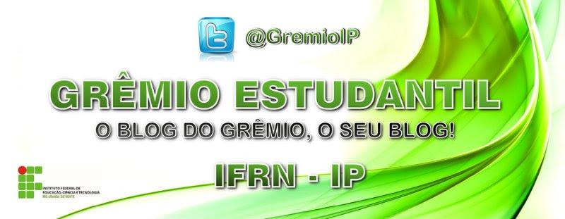 Grêmio Estudantil IFRN-IP