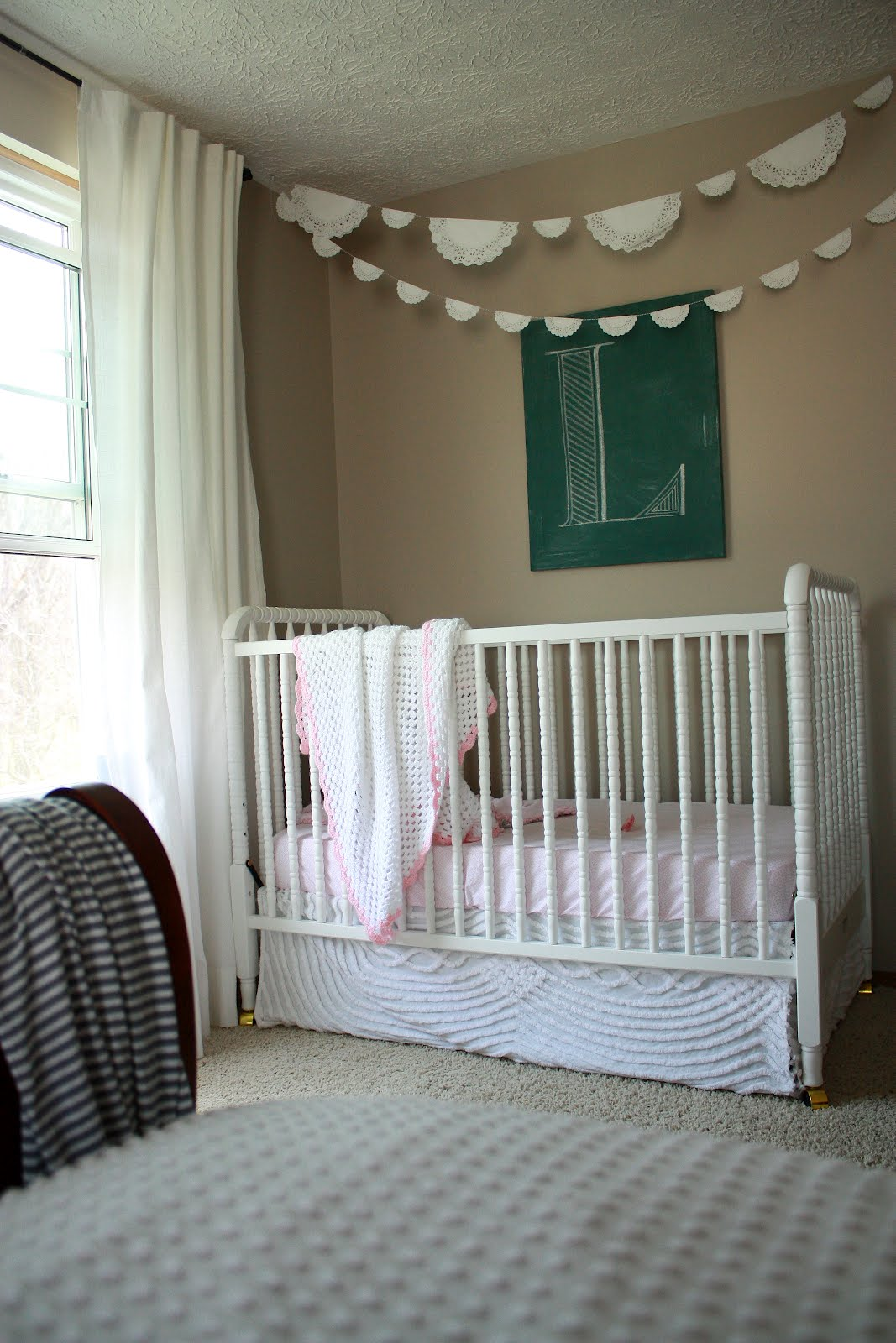 Woohooie House Tour 2012 Master Bedroom And Baby 39 S Nook