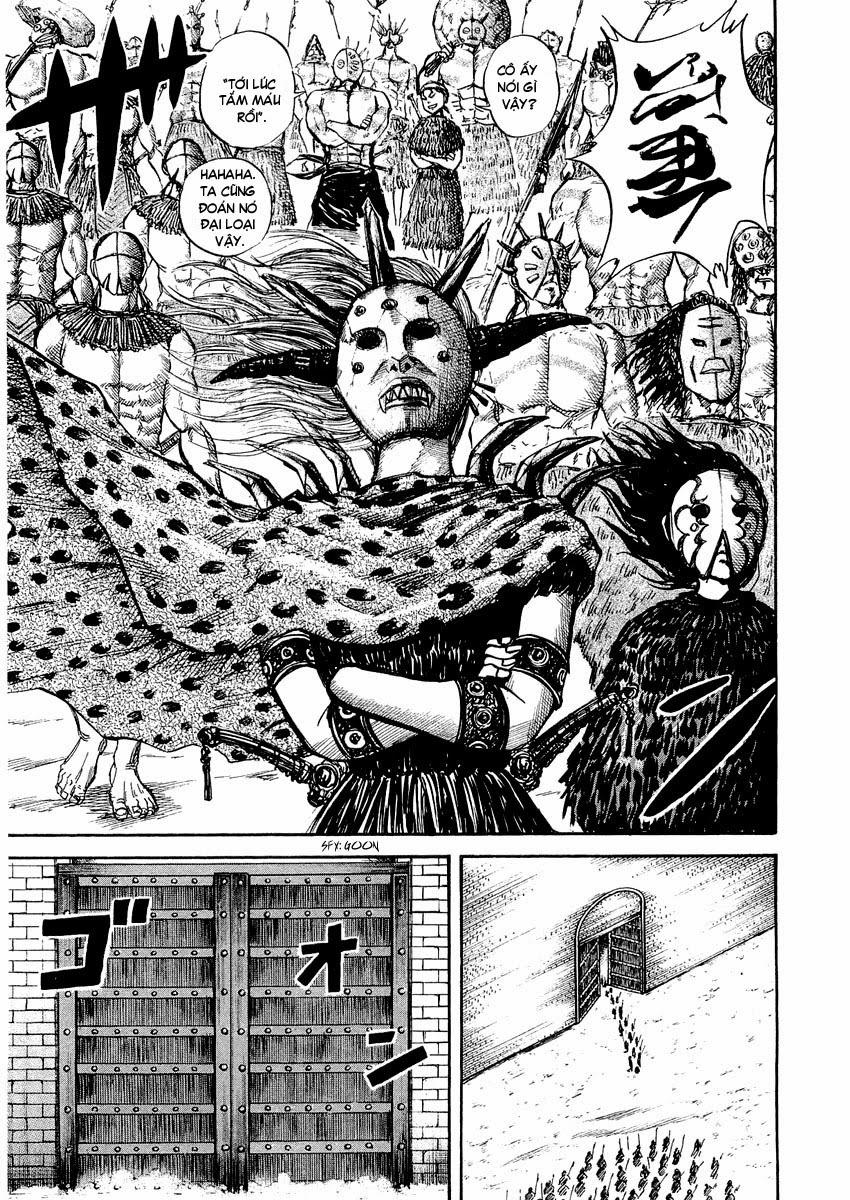 Kingdom - Vương Giả Thiên Hạ  Chapter 28 page 9 - IZTruyenTranh.com