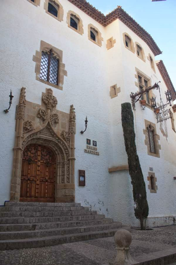 Palau Maricel in Sitges