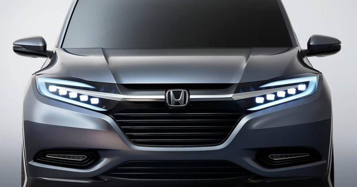 Honda Urban chega ao Brasil em 2015 para encarar o EcoSport