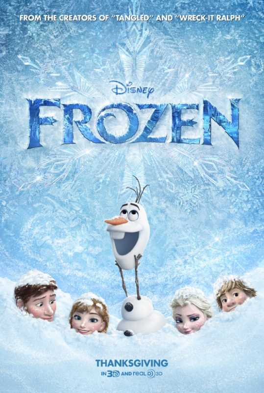 Frozen 2013 720p Esub BluRay  Dual Audio English Hindi GOPISAHI