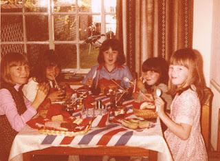 birthday, 1980s,