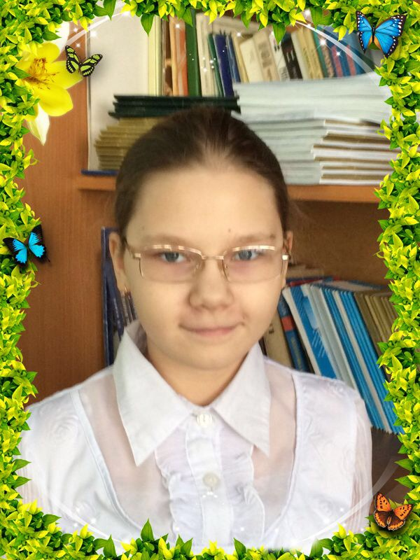 Беспалова Екатерина