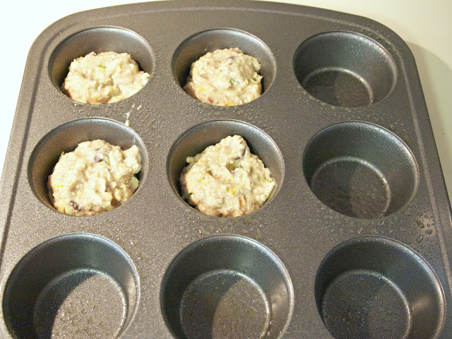 Kodiak cakes, Target, Zucchini muffins