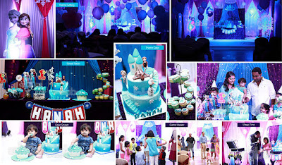 frozen theme party in kerala
