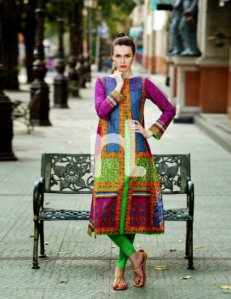 Nishat Linen Digital Prints Lawn
