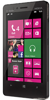 Full Specs Nokia Lumia 810