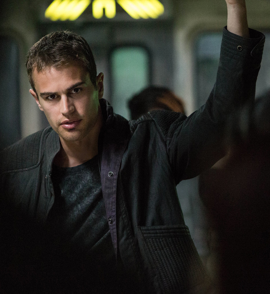 Four in Divergent  looking HAWT