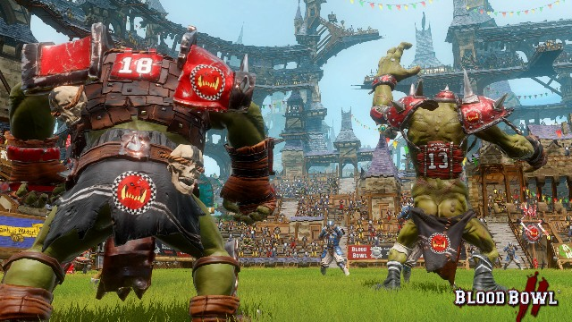 Blood Bowl 2 Games Screenshots