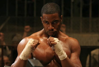 Tall Dark and Handsome Michael Jai White