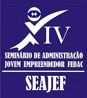 IMAGEM - IV SEAJEF - Seminario - de Administracao Jovem Empreendedor - Alunos de Administracao da Faculdade de Educacao de Bacabal - FEBAC