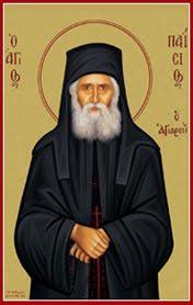 Κάθε Δευτέρα Ιερά Παράκληση προς τον Αγ. Παΐσιο τον Αγιορείτη,  υπέρ υγείας πάντων των αδελφών ημών