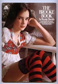 thighs of brooke shields