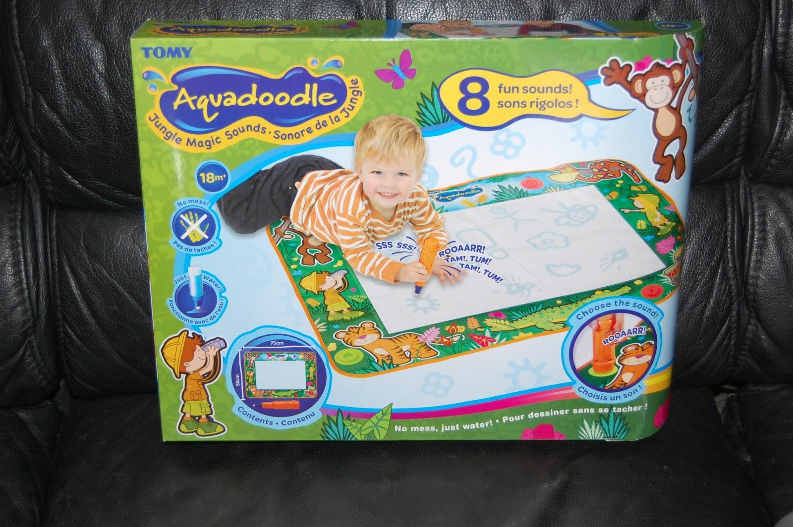 tomy jungle magic sounds aquadoodle