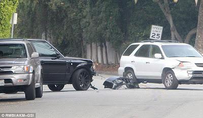 Beckham gây tai nạn giao thông ,thế giới lốp, lop xe, lốp xe ô tô, giá lốp, gia lop,