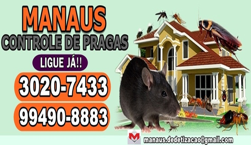 Dedetiza o em manaus 3020 7433 99490 8883 for 99490