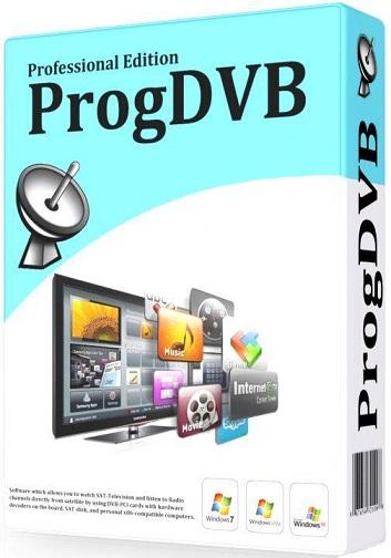 تحميل برنامج ProgDVB مجانا لمشاهدة القنوات الفضائية علي النت