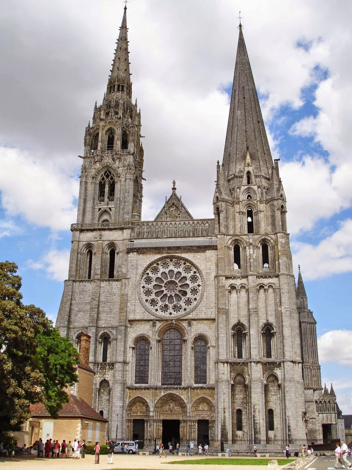 Chartres France  City pictures : Geographically Yours: Chartres, France