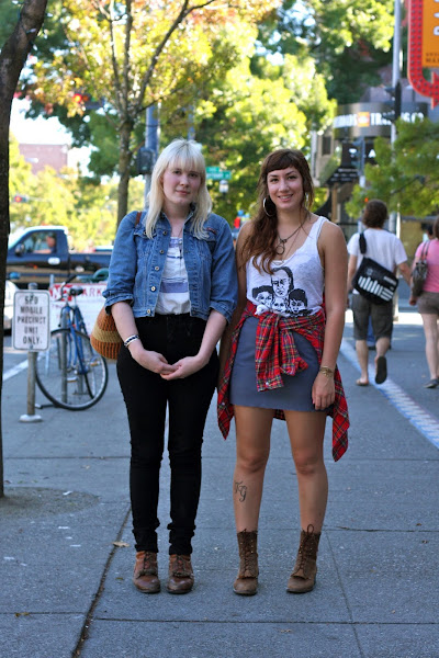 Seattle Street Style Grunge
