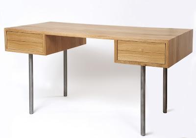 Bureau bois design