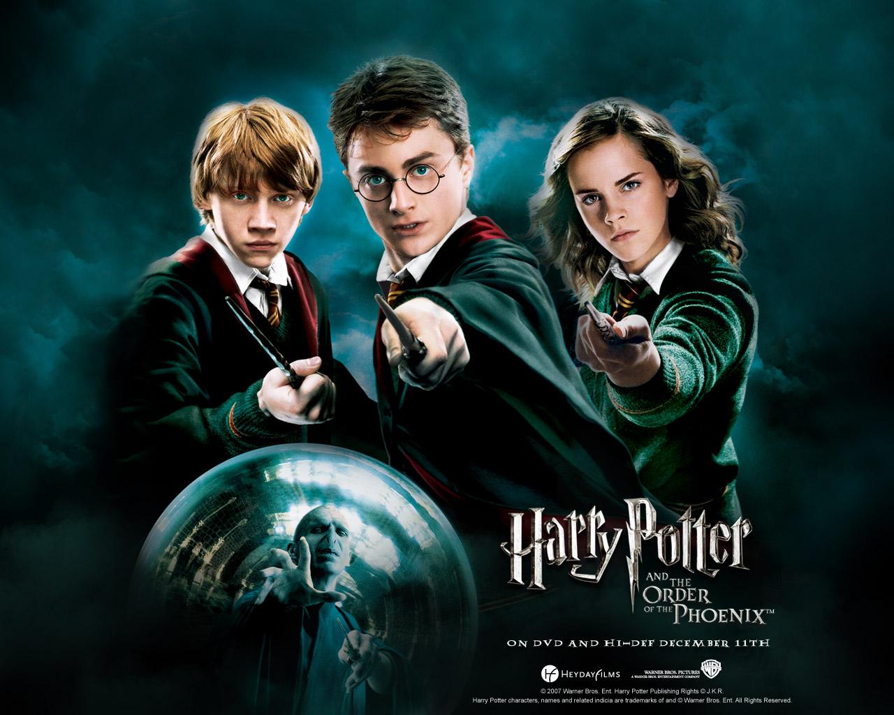 Harry Potter Movie StarCast