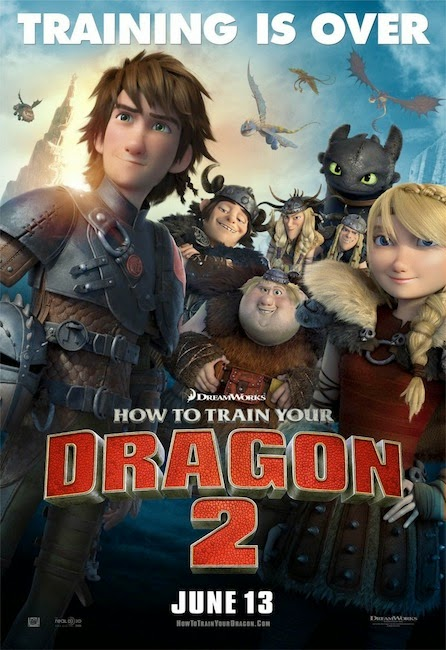 How to Train Your Dragon 2 (2014) CAMRip 350MB