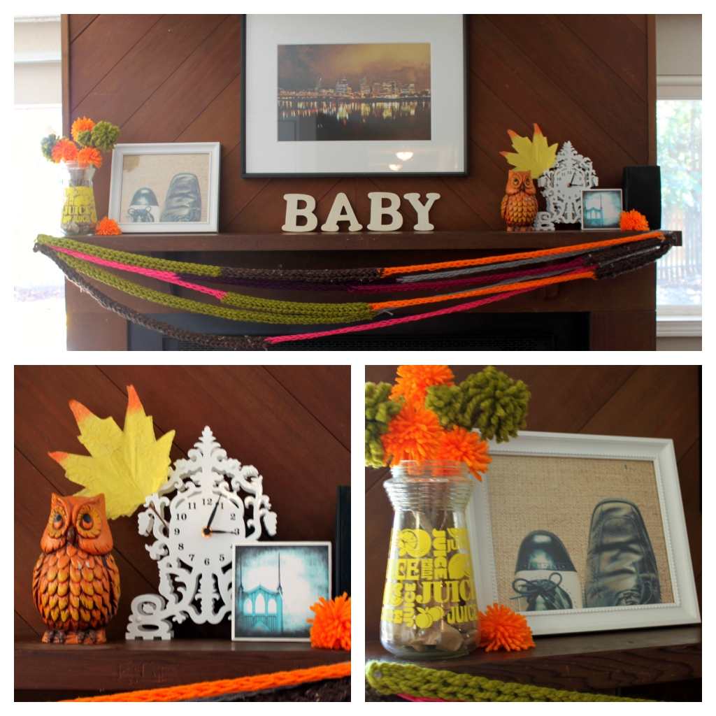 rain or shine fall themed baby shower