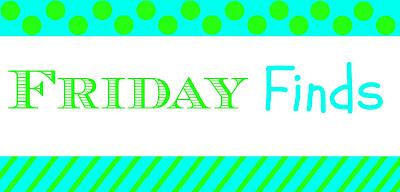 Freckles the Dog Friday Finds