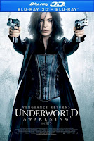 Underworld 4: Awakening (2012) BluRay 720p 600MB