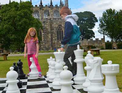 Top Family Board Game - Chess