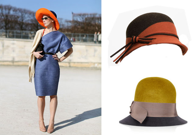 hats, two tones