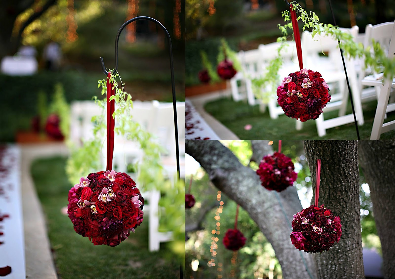 RED + PURPLE WEDDING INSPIRATION - Asian Wedding Ideas