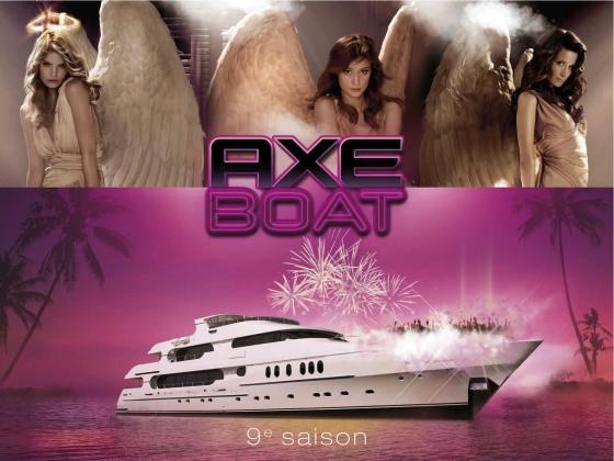 AXE BOAT TOUR 2011