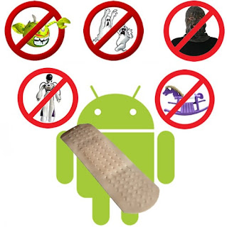 Android urge de parches