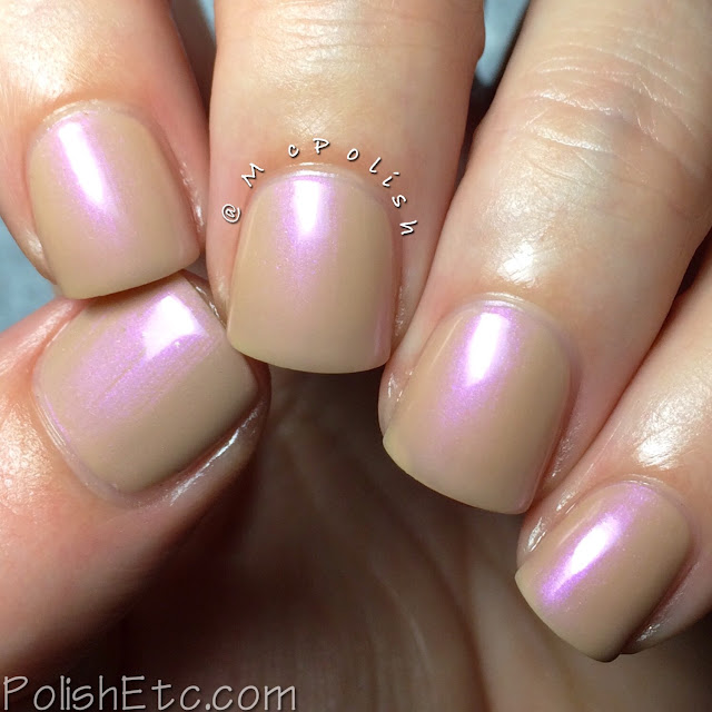 Takko Tuesday! - Blushing Nude - McPolish