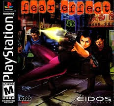 Fear Effect  - PS1 - ISOs Download