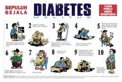 Blog Info, gejala diabetes
