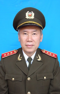 thượng tướng Nguyễn Văn Hưởng