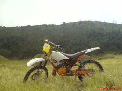 rx king trail modifikasi