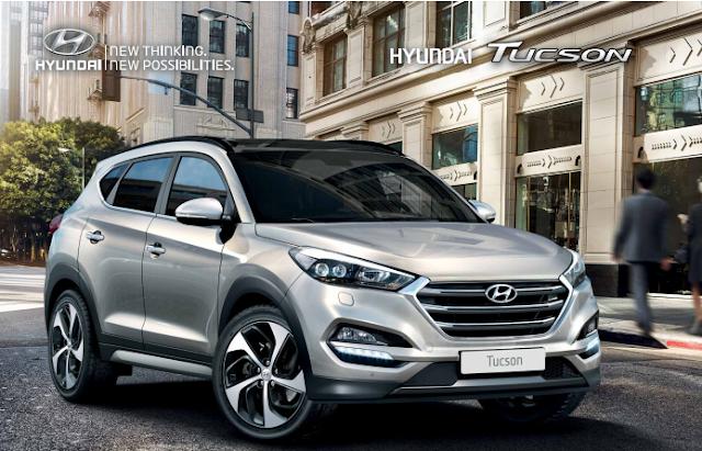 Listino prezzi nuova Hyundai Tucson 2015 - Download