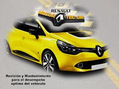 Revisión y mantenimiento Renault