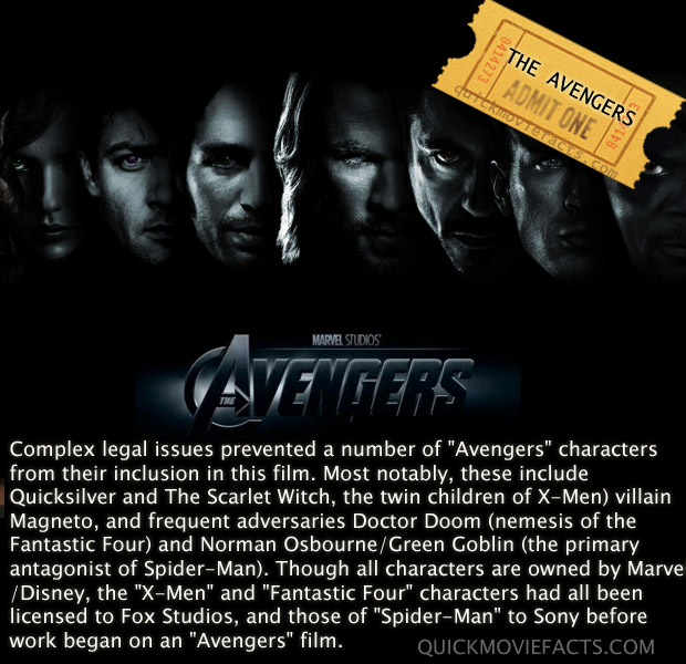 10 facts about The Avengers movie, facts, movie, pictures